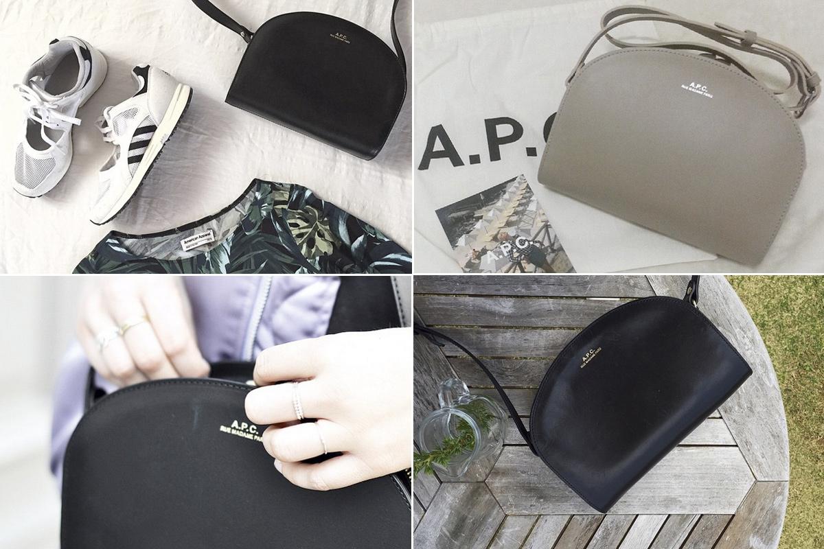 bolsos APC