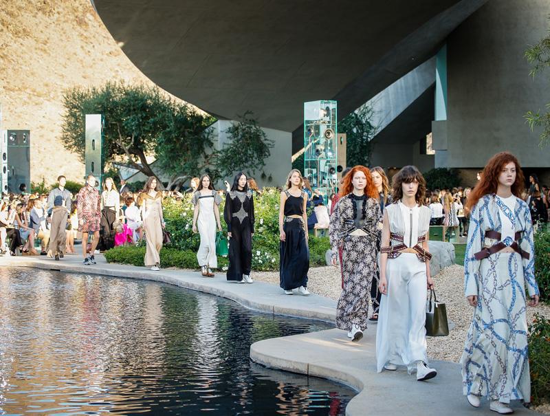 Destino Palm Springs: así es la colección crucero de Louis Vuitton