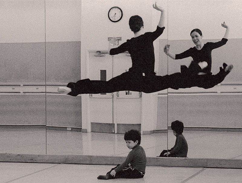 cover bailarinas