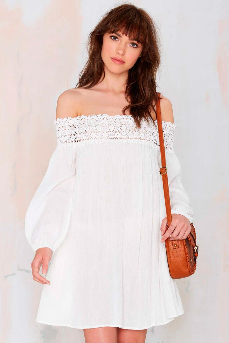 Vestidos sencillos verano