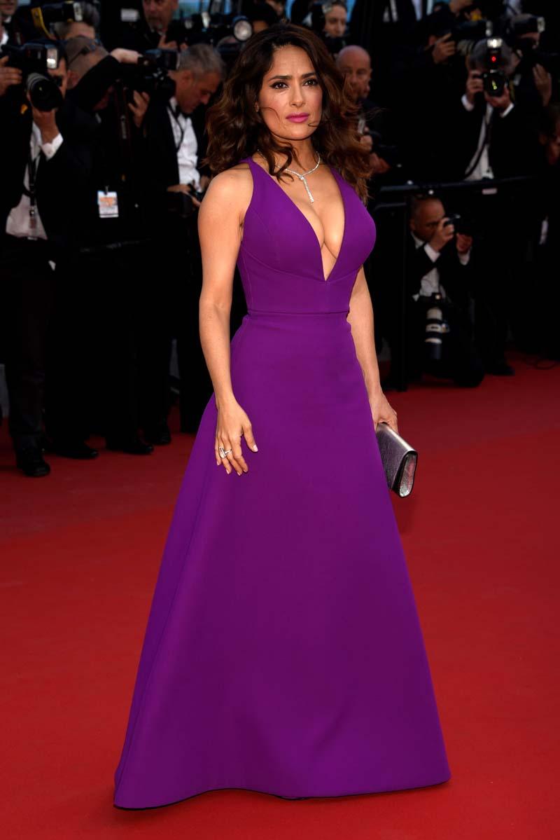 Todos los vestidos del Festival de Cine de Cannes