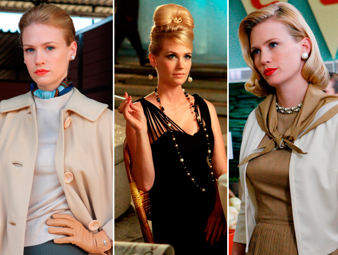 looks betty draper mad men