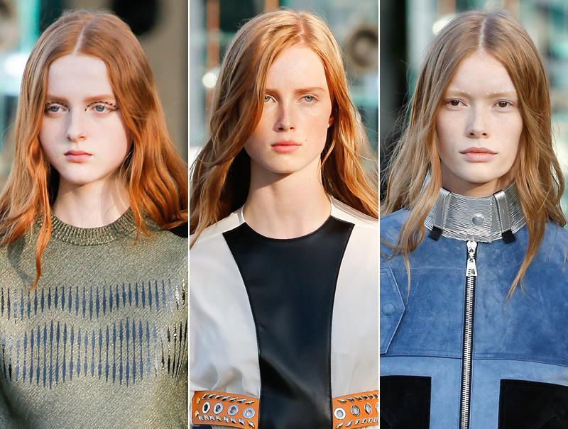 Louis Vuitton tiene la culpa de que quieras teñirte de pelirroja