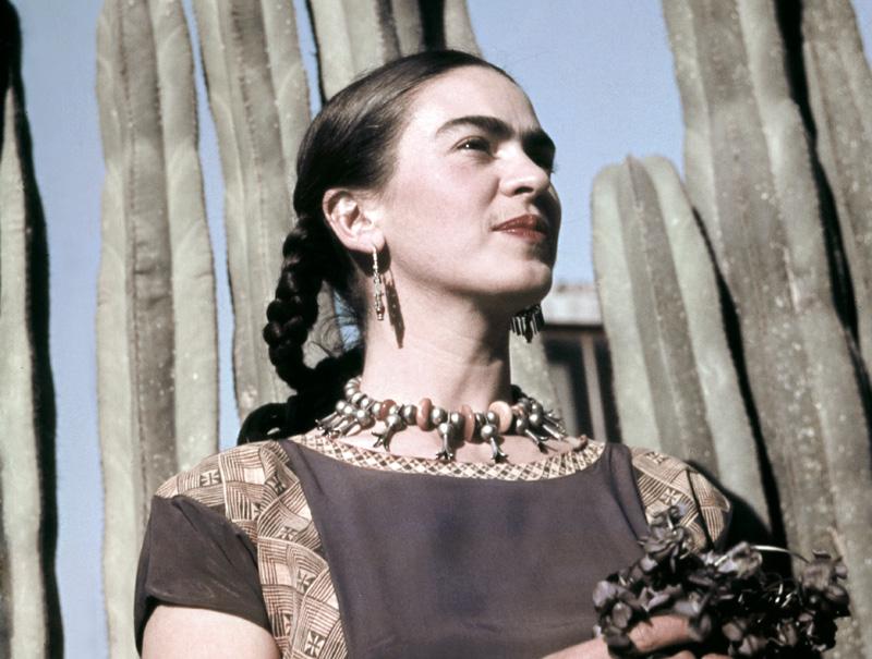 El armario perdido de Frida Kahlo sale de su escondite