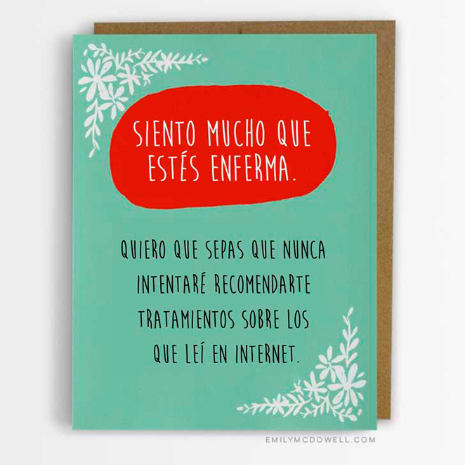 tarjetas cancer empaticas