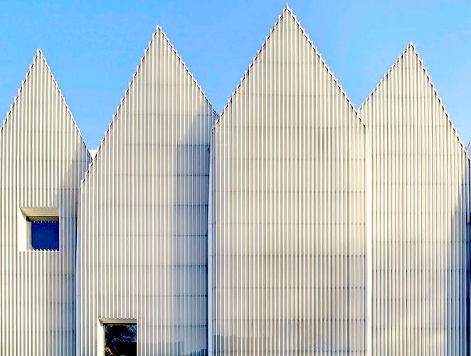 Arquitectura al alza o la gran conquista española