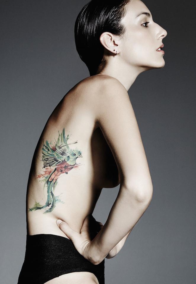 El Arte Del Tattoo Actualidad Moda S Moda El País