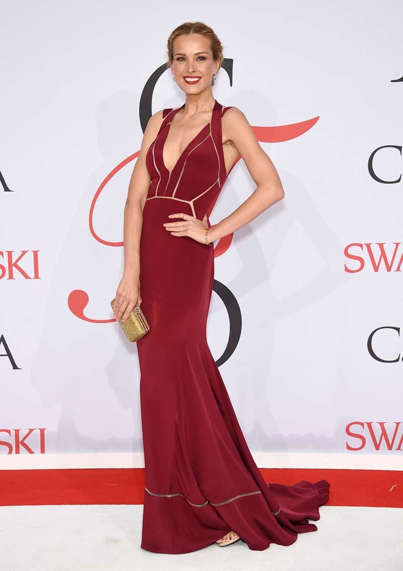 cfda 2015 vestidos alfombra roja