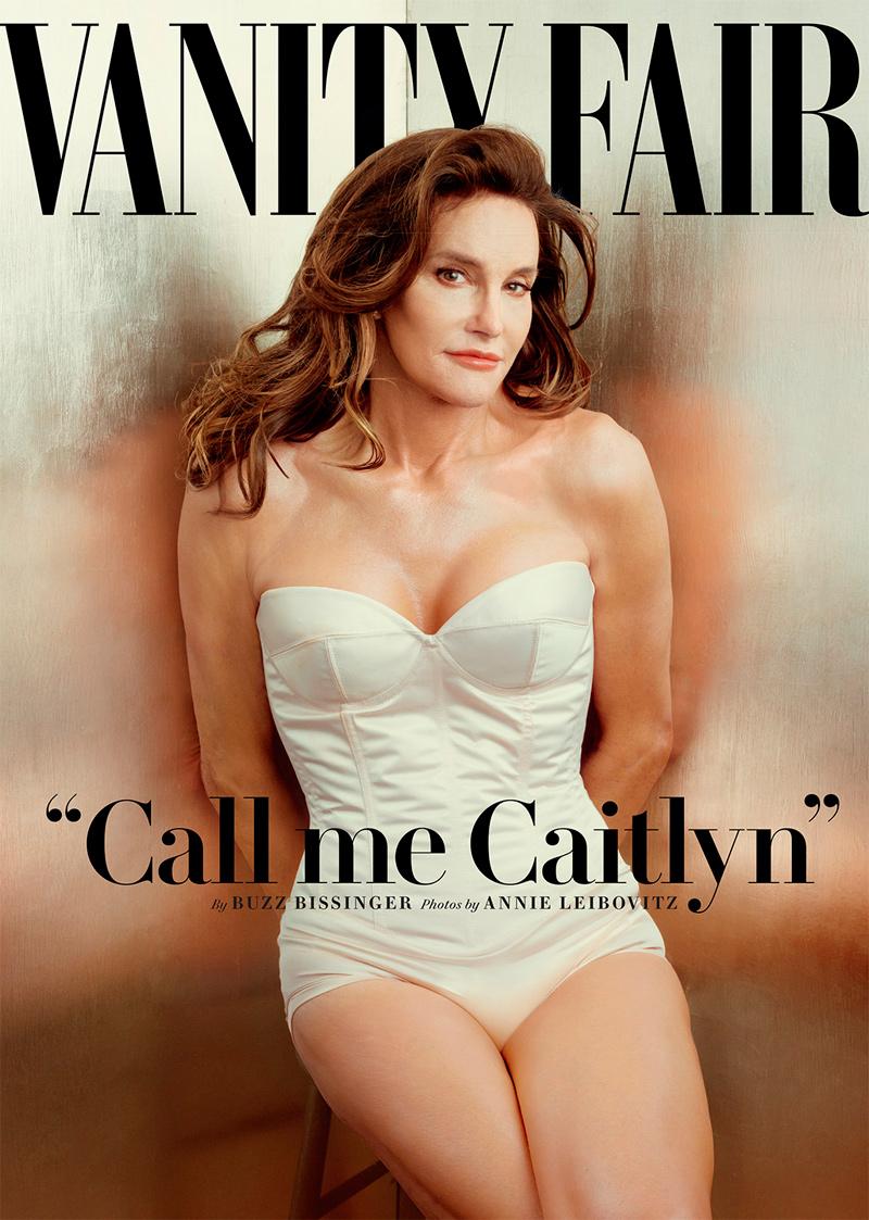 «Llámame Caitlyn»: la primera portada como mujer del padrastro de las Kardashian