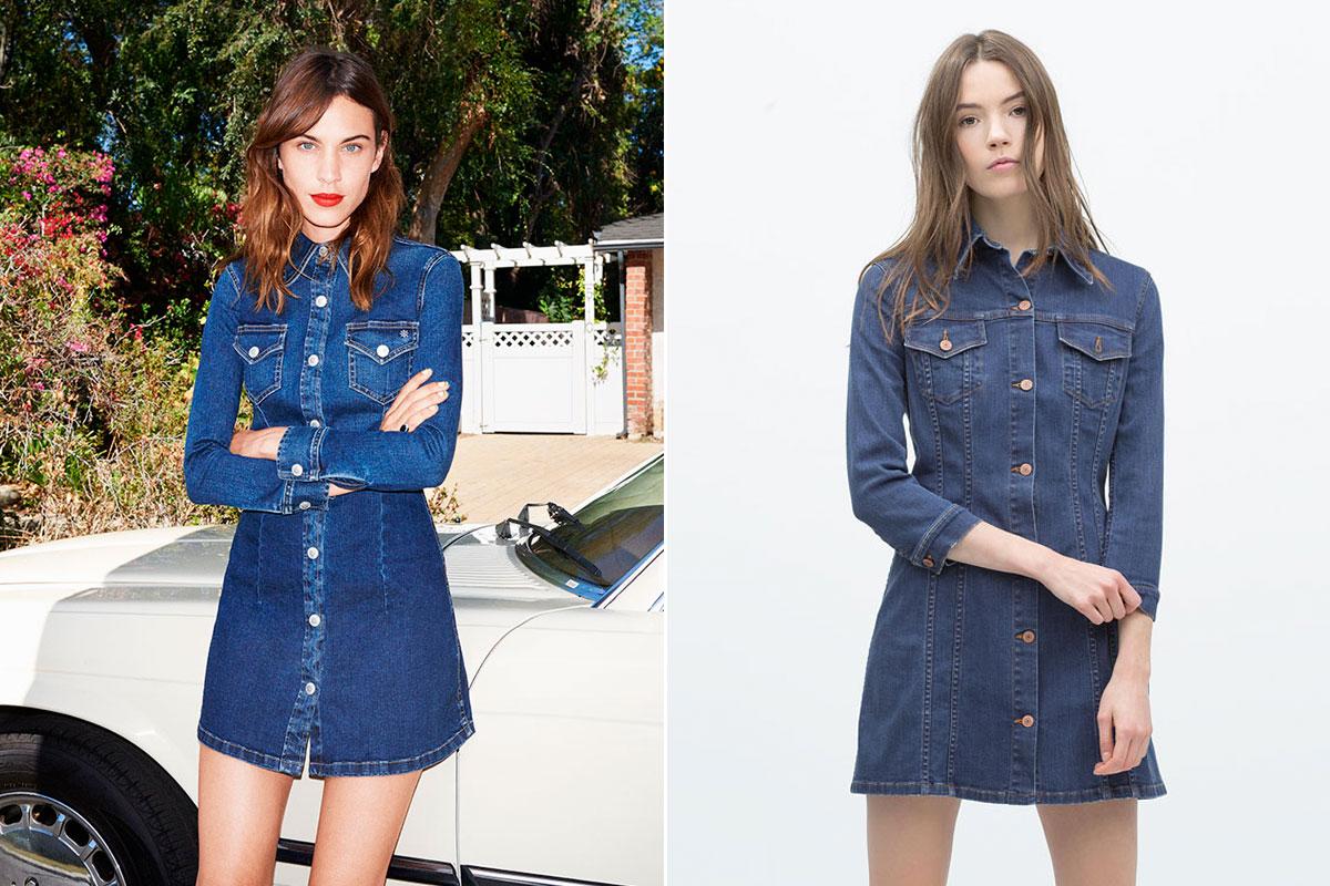 c5598de220 La colección de Alexa Chung para AG Jeans