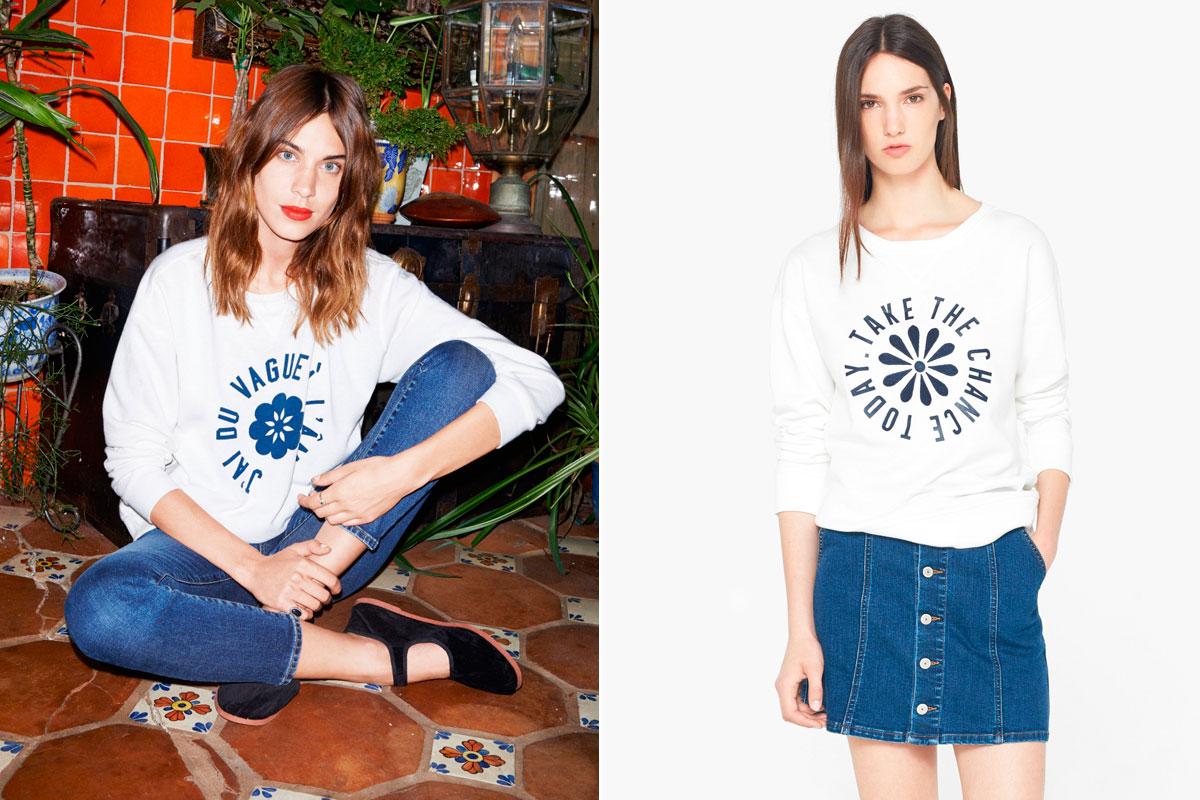 d933ee5b14 La colección de Alexa Chung para AG Jeans