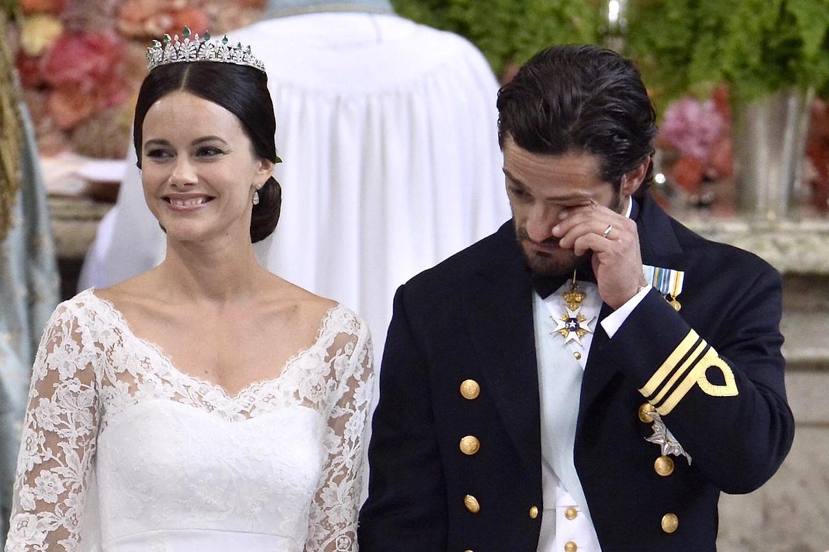 La boda de Carlos Felipe de Suecia y Sofia Hellqvist