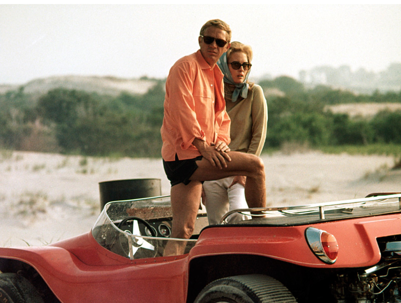 La modernidad de Steve McQueen, el icono que nunca pasará de moda