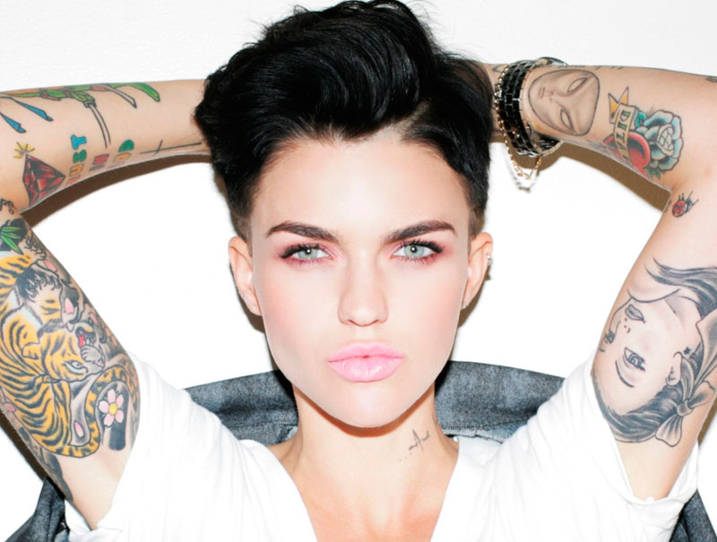 cover ruby rose