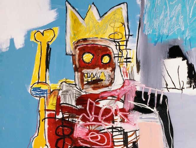 El mito de Jean-Michel Basquiat enlaza Nueva York y Bilbao