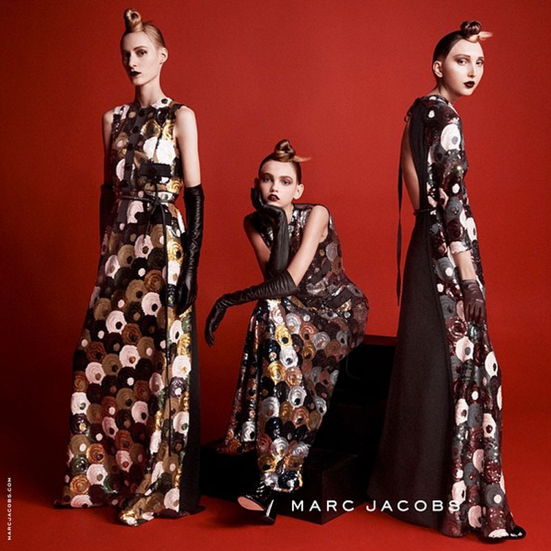 modelos marc jacobs