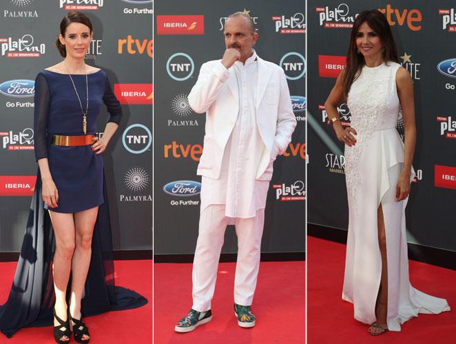Los mejores looks de los Premios Platino 2015