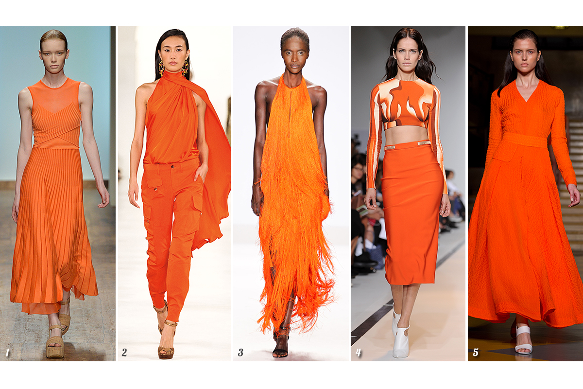 Combinar color naranja simple decoracin combinar color - Combinar color naranja paredes ...