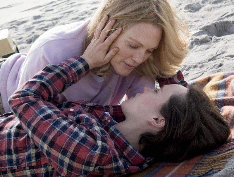 Por qué es importante que Julianne Moore y Ellen Page se enamoren