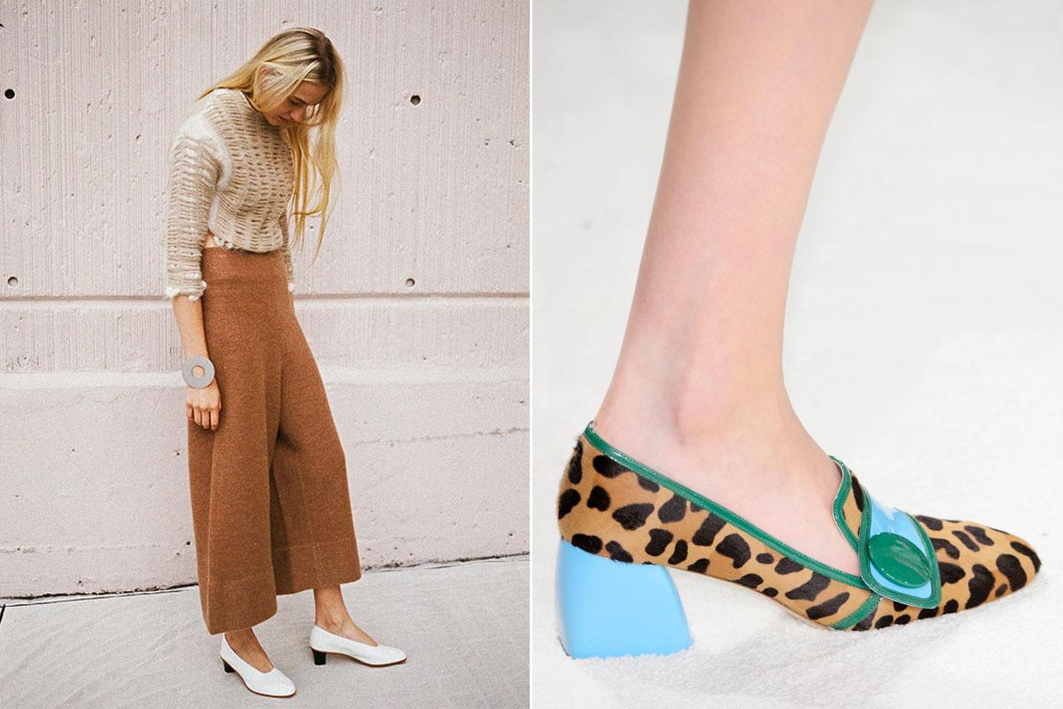 Alerta tendencia vuelven los zapatos de tu abuela s - Que peinados estan de moda ...