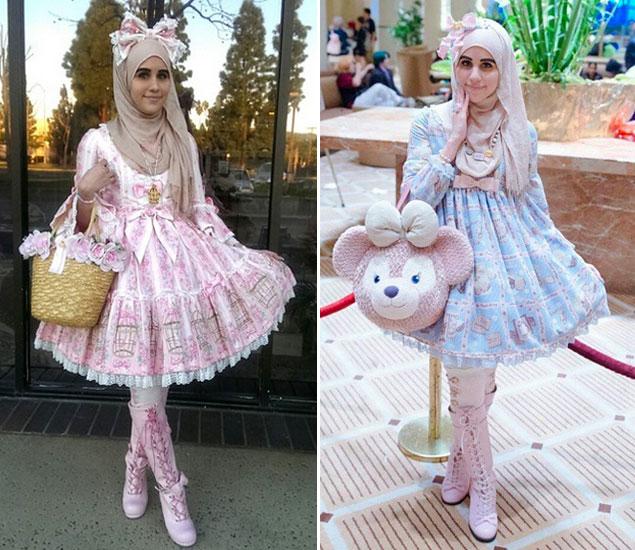 por qu233 todos hablan de la lolita con hijab actualidad