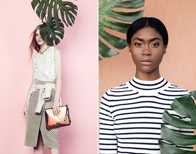 052d3d1a3f Ropa  Lo que triunfa en las campañas de moda son las plantas ...