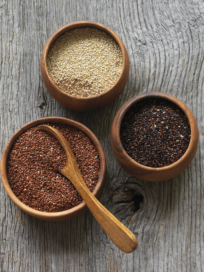 Adiós, quinoa. ¿Hola, 'tef'?