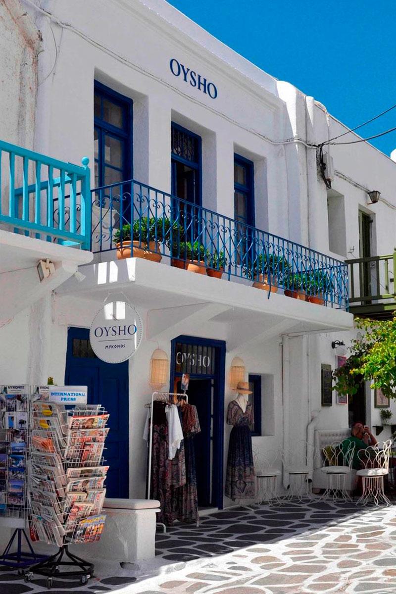 tienda oysho