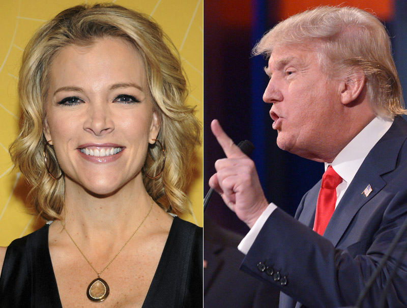 Megyn Kelly, la periodista de la Fox que ridiculiza a Donald Trump