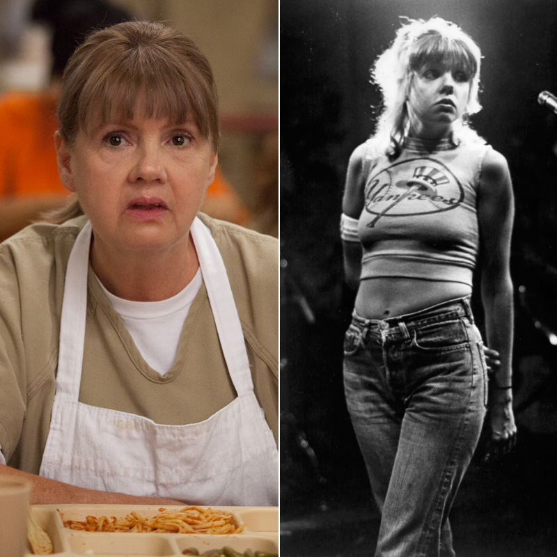 Annie Golden norma orange is the new black banda punk