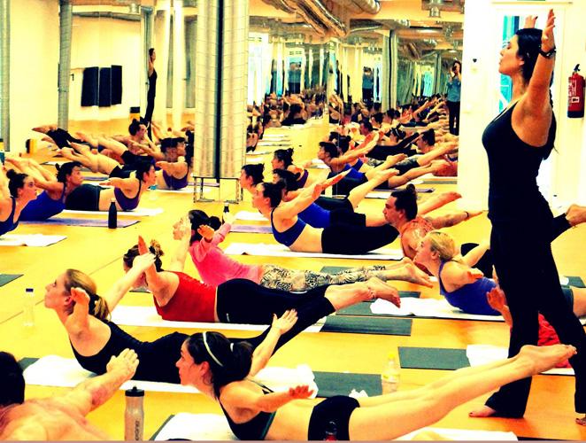 El gimnasio estrena disciplinas