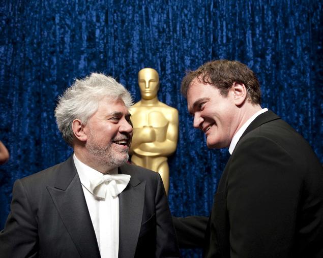 Tarantino Almodovar