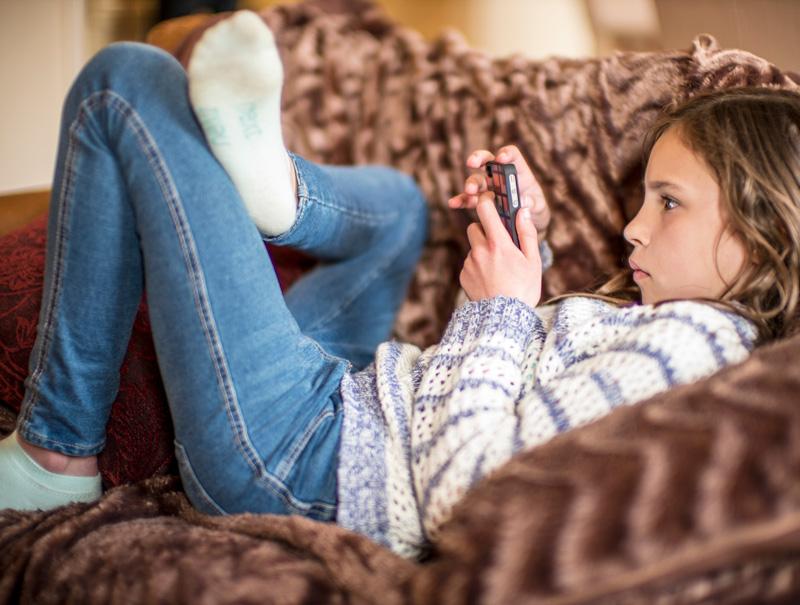 edad niños móvil