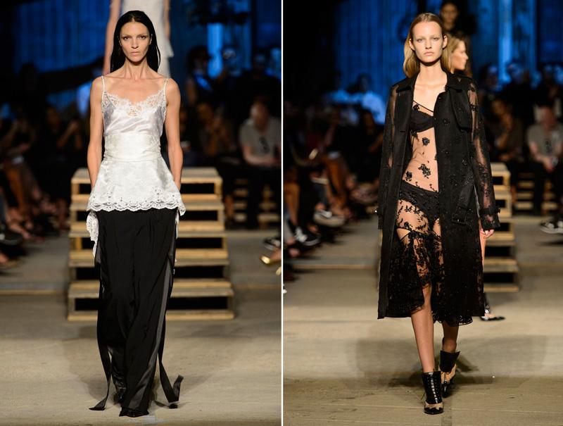Nueva York se rinde a la sensualidad de Givenchy