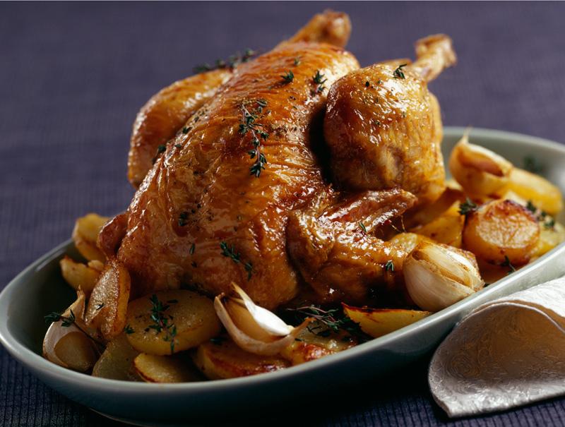 Los mejores sitios para comer pollo asado en Madrid | Placeres | S ...
