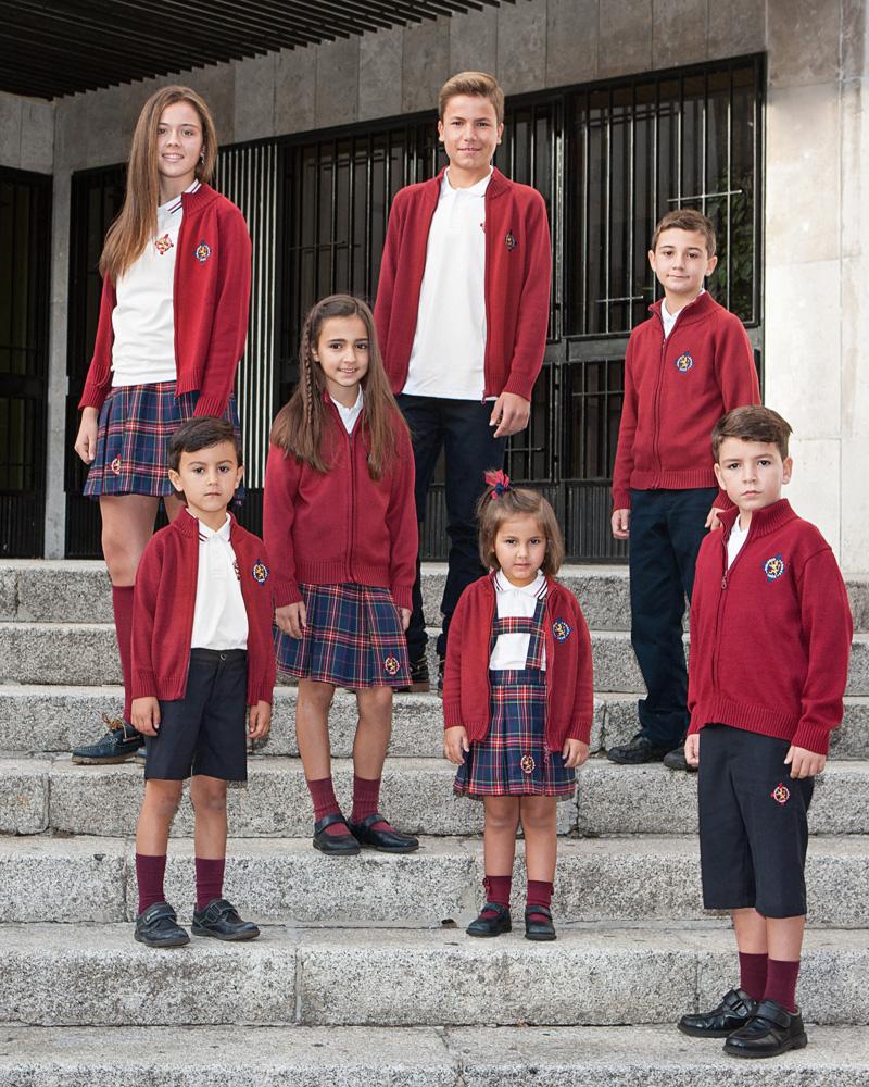 Este colegio de le n tiene el uniforme m s estiloso del for Trabajo en comedores escolares bogota