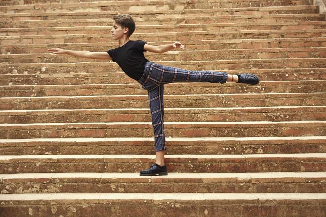 Guillem Cabrera, el triunfo del 'Billy Elliot' español