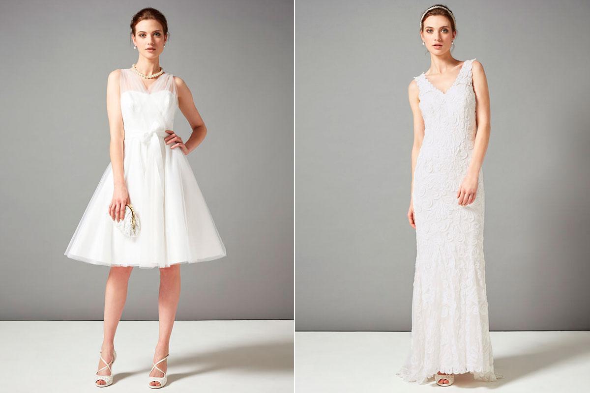Marcas de vestidos de novia boho