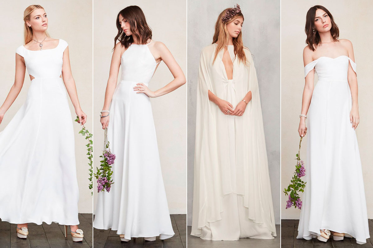 vestidos de novia low cost madrid