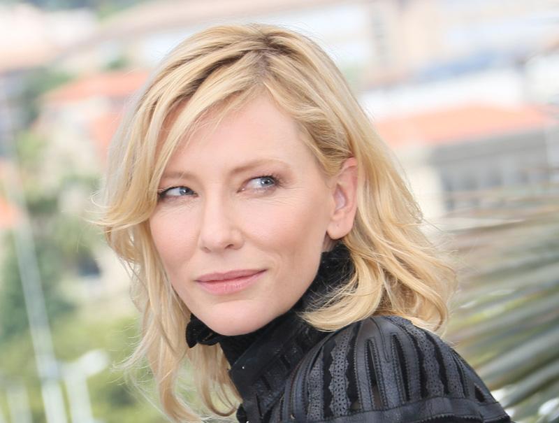 """Cate Blanchett: """"No hablo de conciliación hasta que le pregunten lo mismo a ellos"""""""