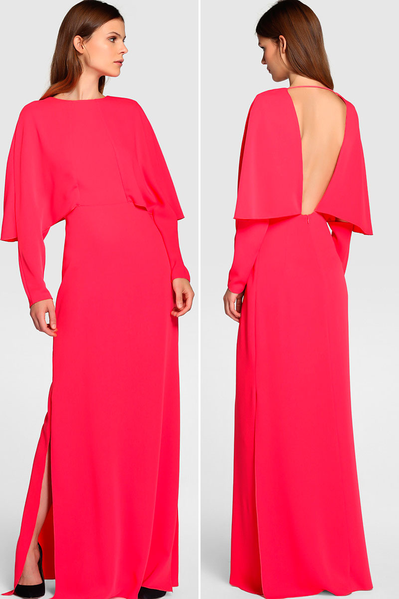 30 vestidos con los que nos gustar a ir a una boda de oto o - Como ir a la maquinista ...