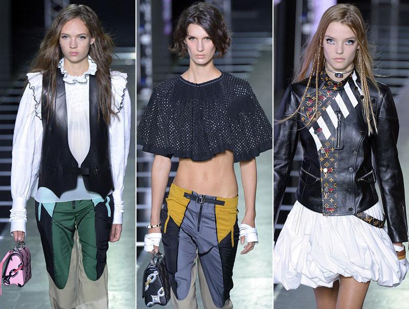 Así fue el desfile de Louis Vuitton