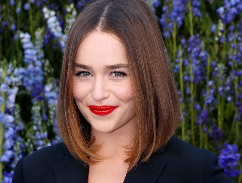 Emilia Clarke elegida la mujer más sexy del mundo