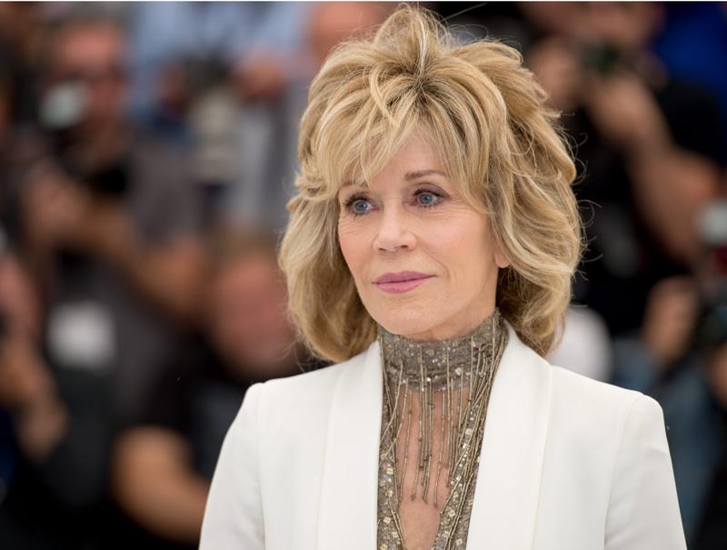 Jane Fonda, la mujer a la que nadie hace sombra