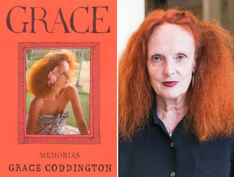 14 momentos de la vida de Grace Coddington que queremos ver en su biopic