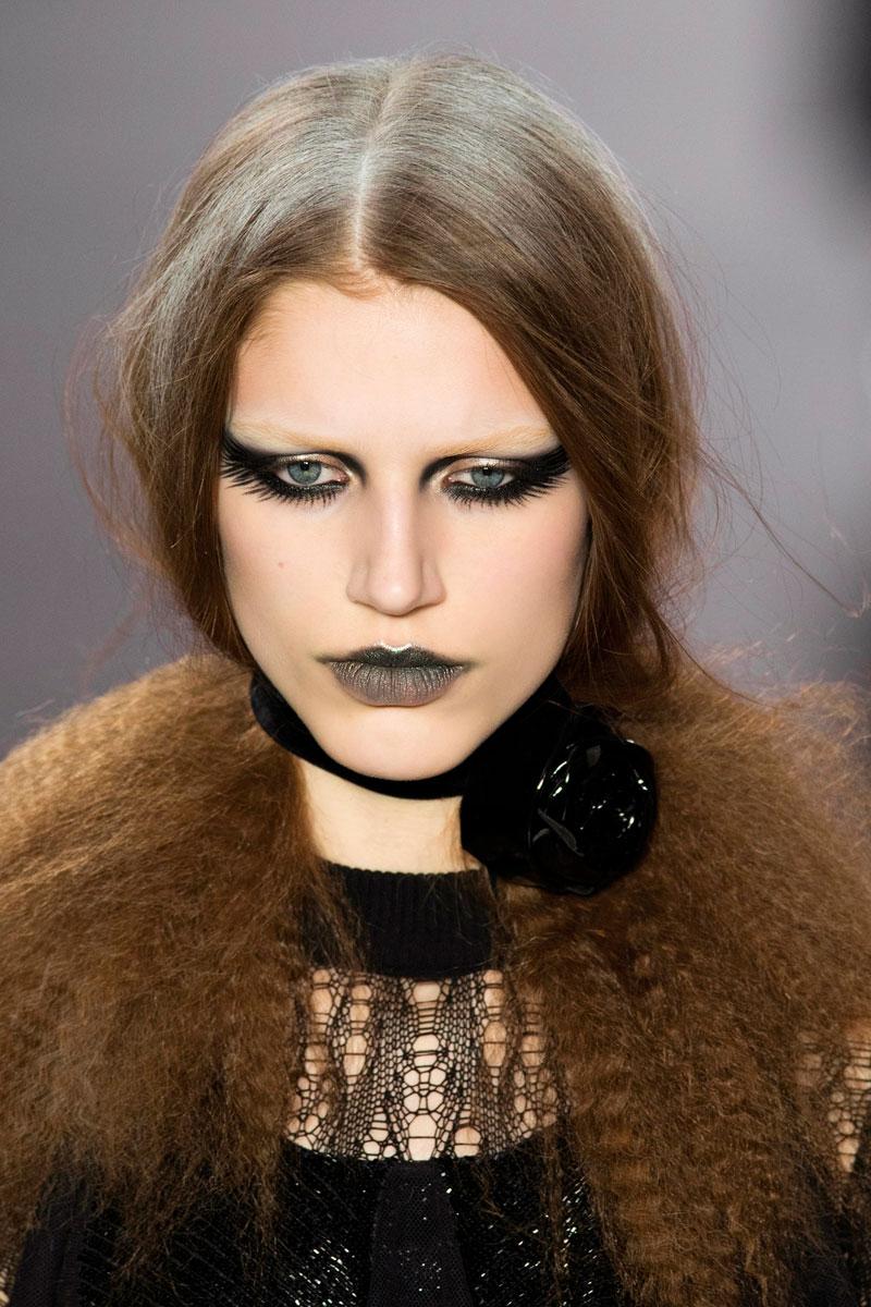 Maquillajes y peinados de pasarela para disfrazarte en Halloween ...