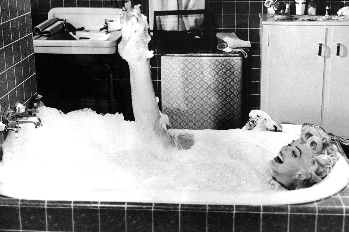 marilyn bañera