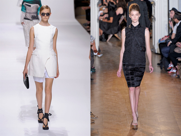 Rumores y juego de sillas en la Paris Fashion Week