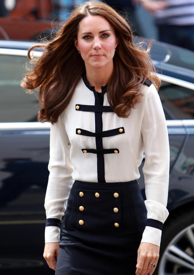 Anna Wintour quiere a Kate Middleton en su revista