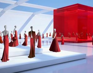 El museo virtual de Valentino está casi a punto